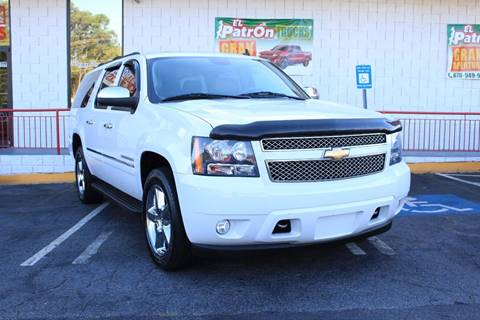 used chevrolet suburban for sale in norcross ga. Black Bedroom Furniture Sets. Home Design Ideas