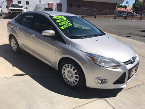 2012 Ford Focus for sale in Fairfield CA