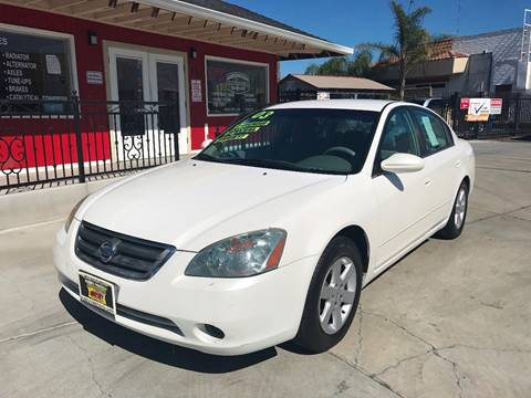 2003 Nissan Altima for sale in Fairfield CA