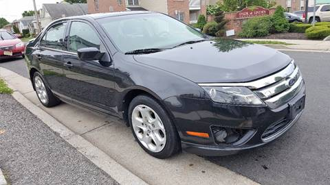 2010 Ford Fusion for sale in Linden, NJ