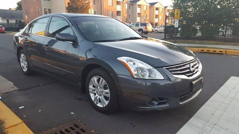 2011 Nissan Altima for sale in Linden, NJ