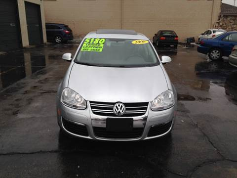2008 Volkswagen Jetta for sale in Milwaukee, WI