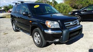 2007 Honda Pilot for sale in Fort Lauderdale, FL
