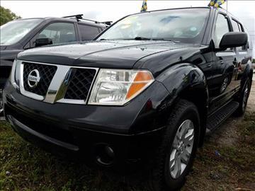 2005 Nissan Pathfinder for sale in Fort Lauderdale, FL