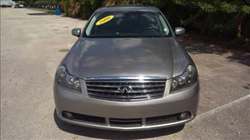 2006 Infiniti M35 for sale in Fort Lauderdale, FL