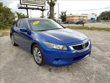 2008 Honda Accord for sale in Fort Lauderdale, FL