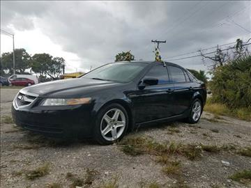 2005 Acura TL for sale in Fort Lauderdale, FL