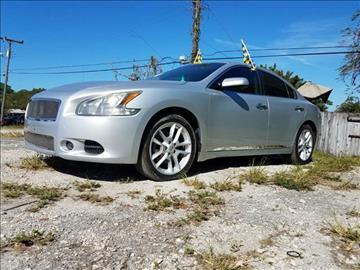 2009 Nissan Maxima for sale in Fort Lauderdale, FL