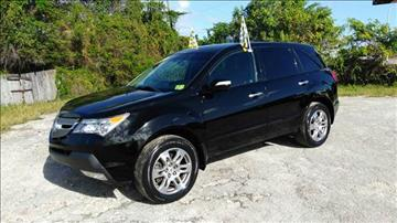 2007 Acura MDX for sale in Fort Lauderdale, FL