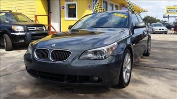 2006 BMW 5 Series for sale in Fort Lauderdale, FL