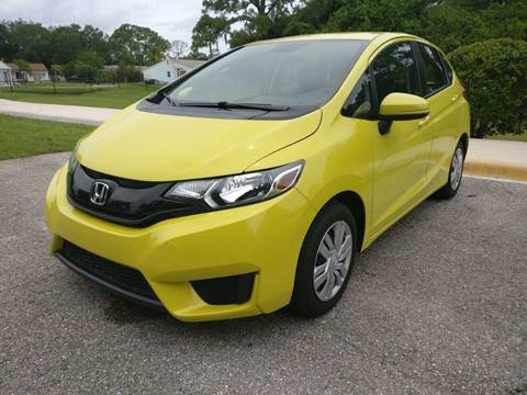 2016 Honda Fit for sale in North Port, FL
