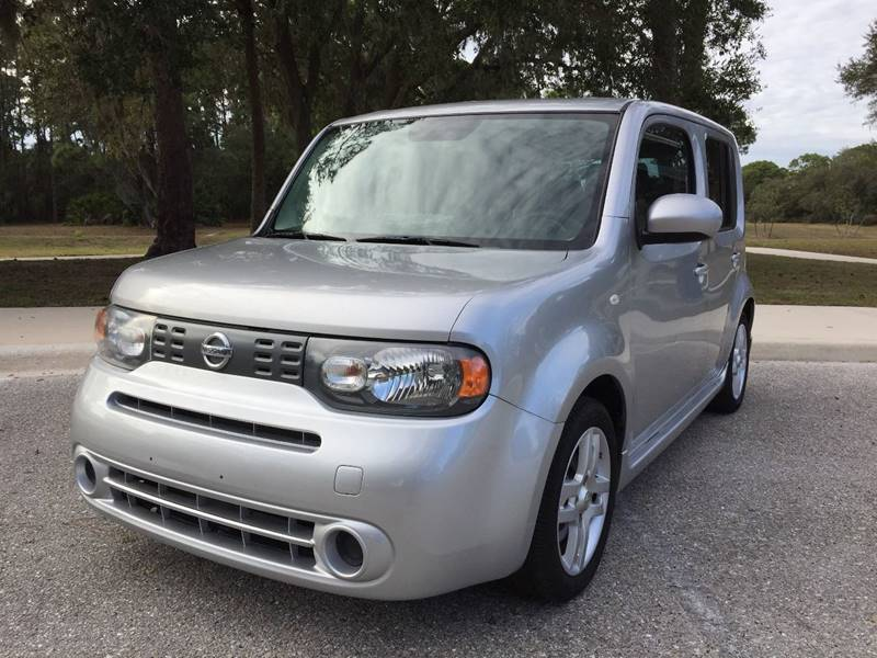 2011 Nissan Cube For Sale At LEGEND AUTO CORP In North Port FL