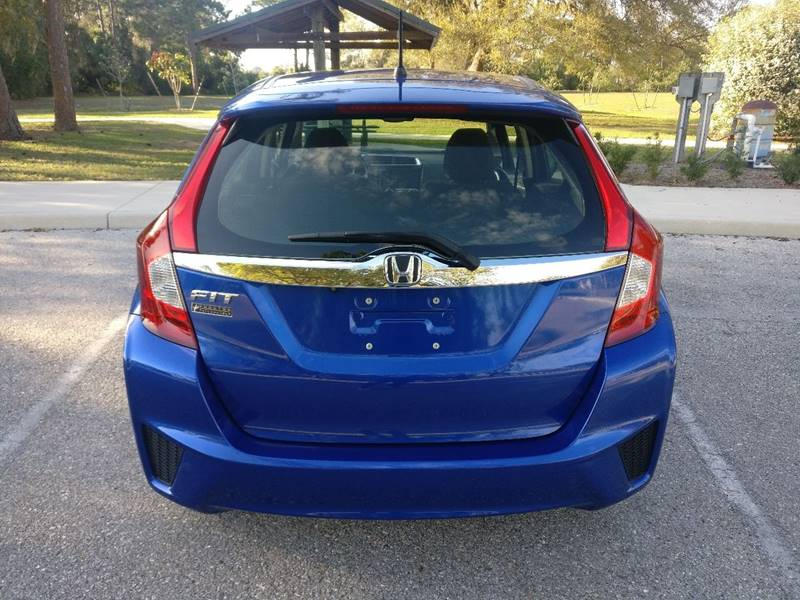 2016 Honda Fit For Sale At LEGEND AUTO CORP In North Port FL