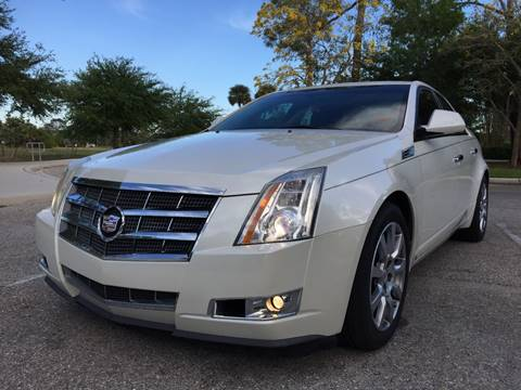 Amazing 2009 Cadillac CTS For Sale In North Port, FL