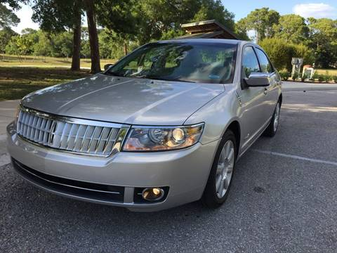 Wonderful 2007 Lincoln MKZ