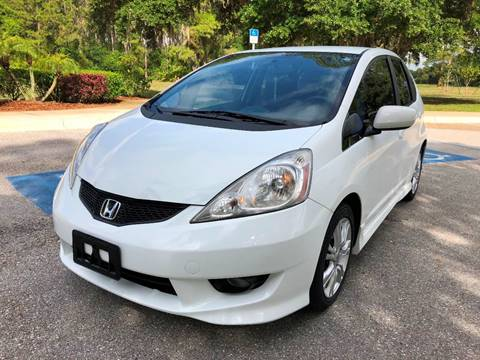 2010 Honda Fit For Sale At LEGEND AUTO CORP In North Port FL