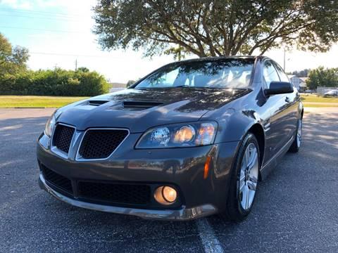 2008 Pontiac G8 for sale in North Port, FL