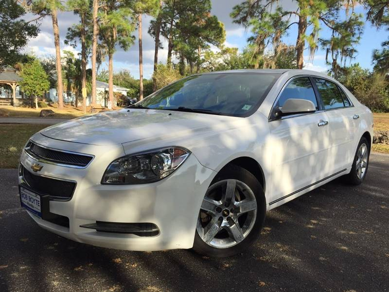 2012 Chevrolet Malibu For Sale At LEGEND AUTO CORP In North Port FL