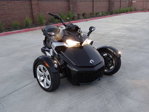 2015 Can-Am Spyder F3 for sale in Stafford, TX