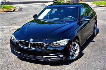 2016 BMW 3 Series for sale in Stafford, TX