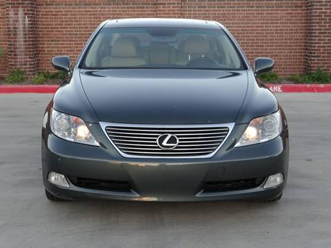 2007 Lexus LS 460 for sale in Stafford, TX