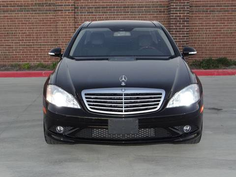 2007 Mercedes-Benz S-Class for sale in Stafford, TX
