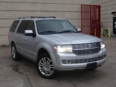2012 Lincoln Navigator for sale in Houston, TX
