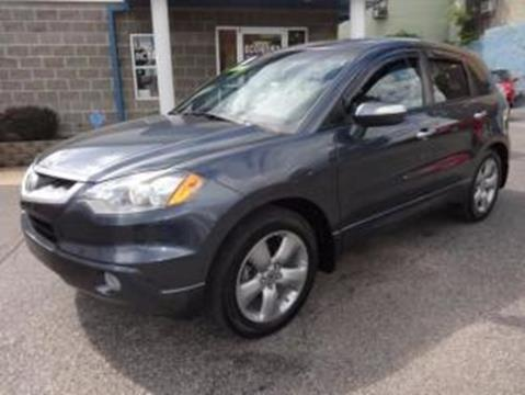 2007 Acura RDX for sale in Martins Ferry, OH