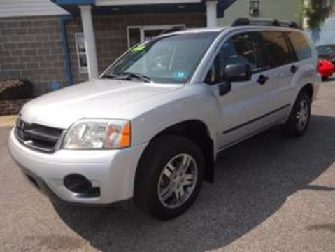 2006 Mitsubishi Endeavor for sale in Martins Ferry, OH