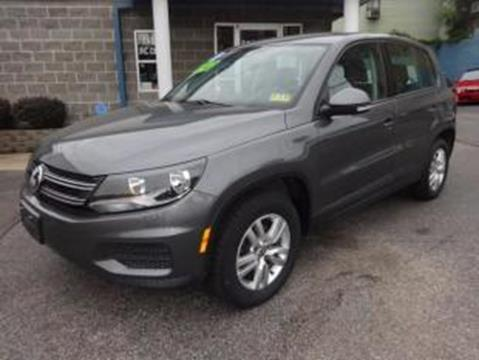 2012 Volkswagen Tiguan for sale in Martins Ferry, OH