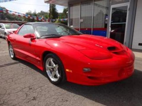 2000 Pontiac Firebird for sale in Martins Ferry, OH