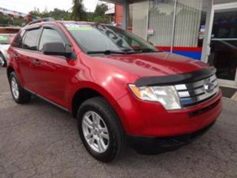 2009 Ford Edge for sale in Martins Ferry, OH