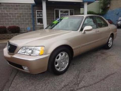2000 Acura RL for sale in Martins Ferry, OH