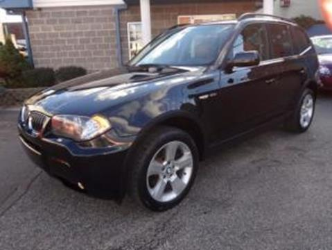 2006 BMW X3 for sale in Martins Ferry, OH