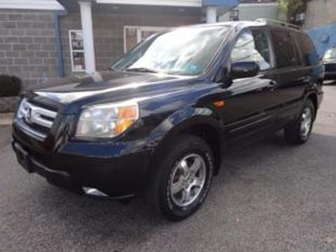 2006 Honda Pilot for sale in Martins Ferry, OH