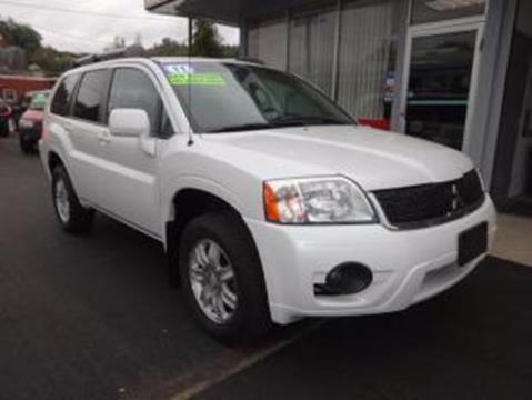 2011 Mitsubishi Endeavor for sale in Martins Ferry, OH