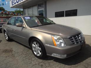 2007 Cadillac DTS for sale in Martins Ferry, OH
