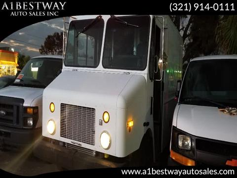 2004 Freightliner MT45 Chassis for sale in Melbourne, FL