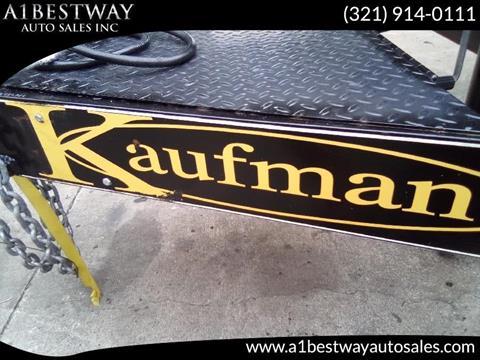 2017 Kaufman 40' 3 7k AXLE for sale in Melbourne, FL