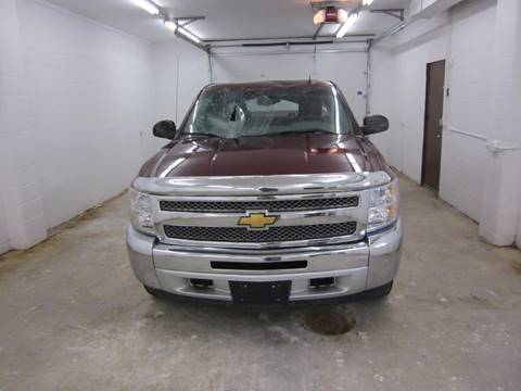 2013 Chevrolet Silverado 1500 for sale in Waterloo IA