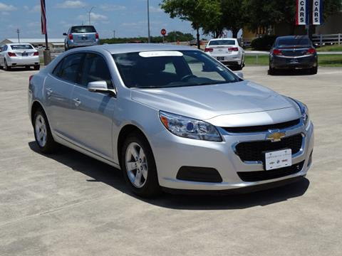 2016 Chevrolet Malibu Limited for sale in Seguin, TX