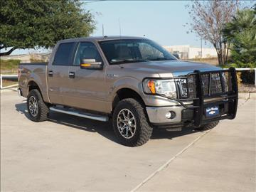 2013 Ford F-150 for sale in Seguin, TX