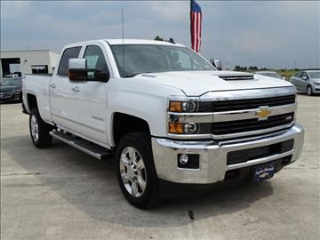 2017 Chevrolet Silverado 2500HD for sale in Seguin, TX