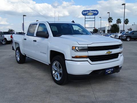 2018 Chevrolet Silverado 1500 for sale in Seguin, TX