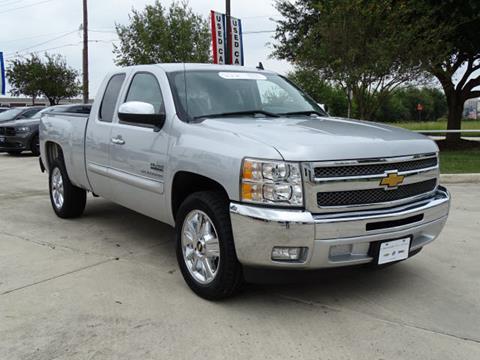 2013 Chevrolet Silverado 1500 for sale in Seguin, TX