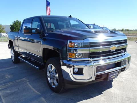 2018 Chevrolet Silverado 2500HD for sale in Seguin, TX