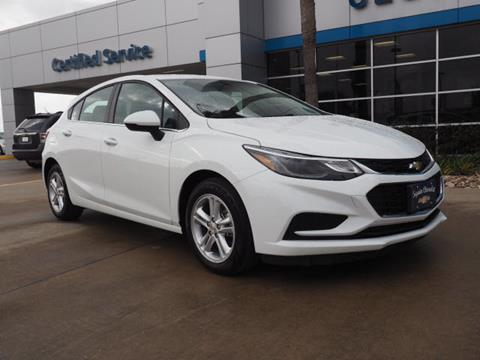 2017 Chevrolet Cruze for sale in Seguin, TX