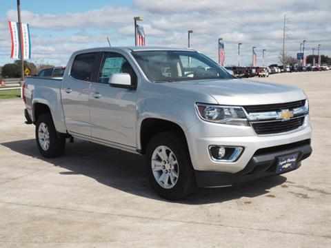 2017 Chevrolet Colorado for sale in Seguin, TX