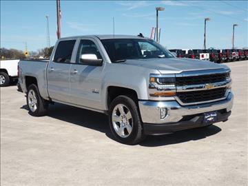 2017 Chevrolet Silverado 1500 for sale in Seguin, TX