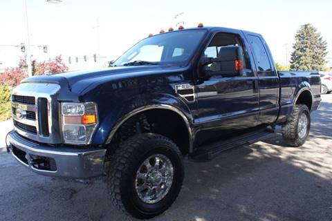 2008 Ford F-250 Super Duty for sale in Pocatello, ID